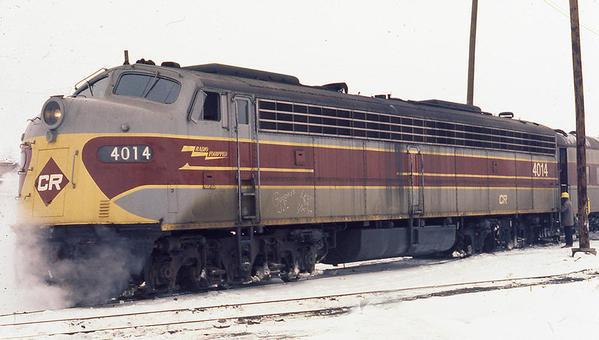 Conrail 4014