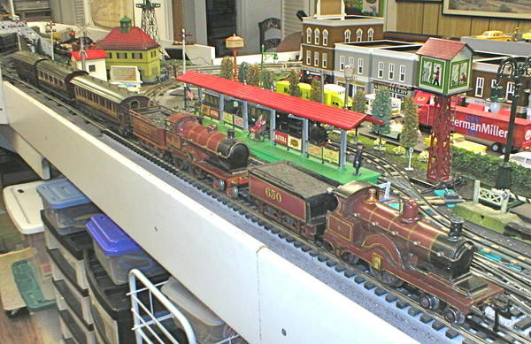 Aerial View Double headed Bing express