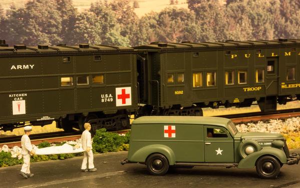 Hospital Train #6