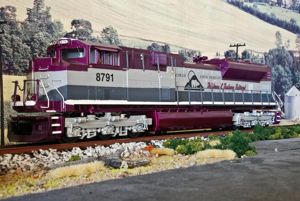 B&B SD70-M-006