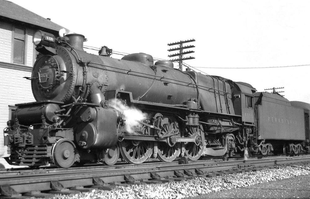 Hey Pennsylvania Railroad Fans, what locos would you like to