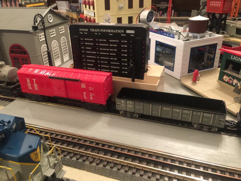 Help with a Marx Montgomery Ward Set   O Gauge Railroading On Line Forum