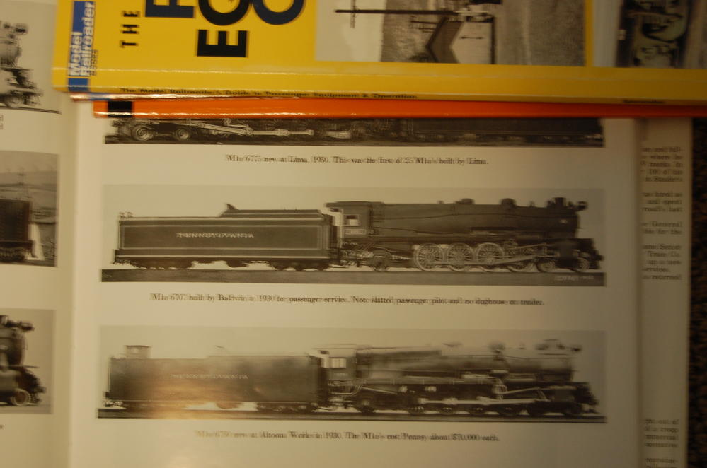 Lionel's new Legacy K4 with long haul tender 6-84115 | O