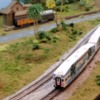 N Scale Tri-Rail at SFRM (1.4.20)