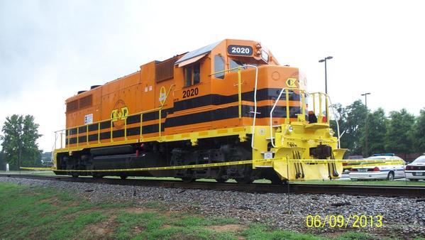 MAULDIN TRAIN SHOW CP RR 003