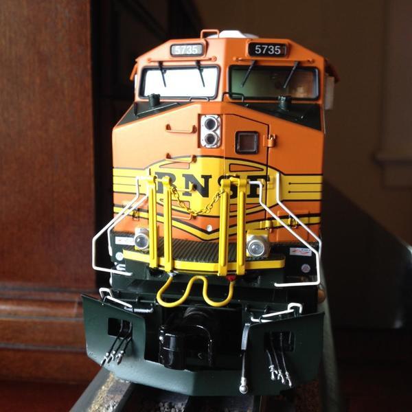 BNSF AC4400EV #5735