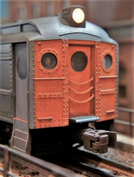 SP Lionel Painted LIRR MP-54's SP [4)