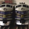 104_4179: Lionel E7 and F3