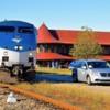 Amtrak Silver Star crew change