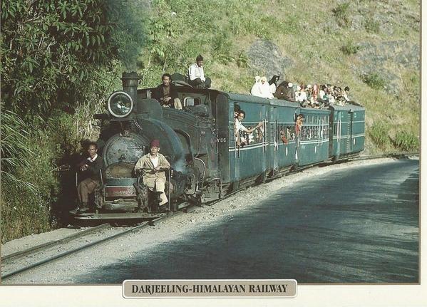Darjeeling Himalayan Railway 1