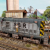 "SBR ALCOHH660: SHARK BAY RAILROAD ALCO HH660 #150 ""Anchor"""