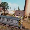 "20180413_155126: Shark Bay Railroad Alco HH660 #150 ""Anchor"""
