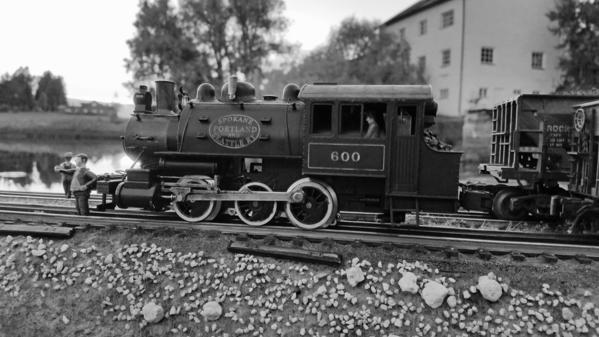 SP&S #600 2