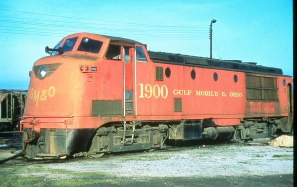 ISB GM&O 1900 color