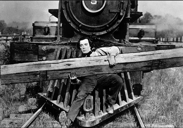 Genral Buster Keaton 3