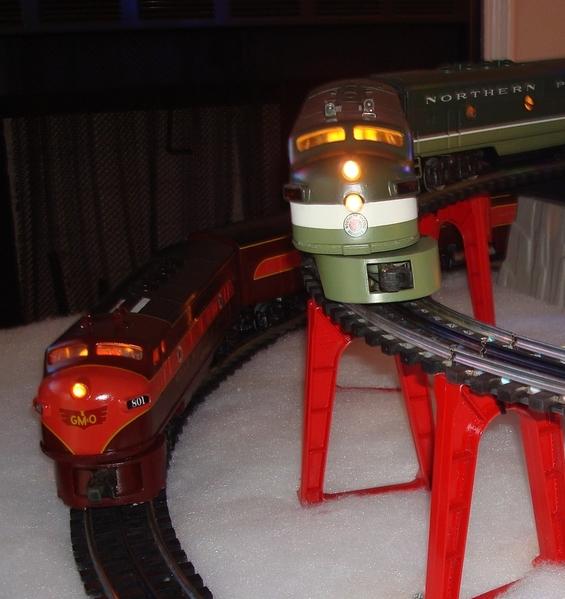 Christmas trains 2018 006