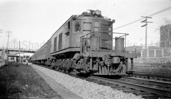 New York Central Electric GE Loco #1171
