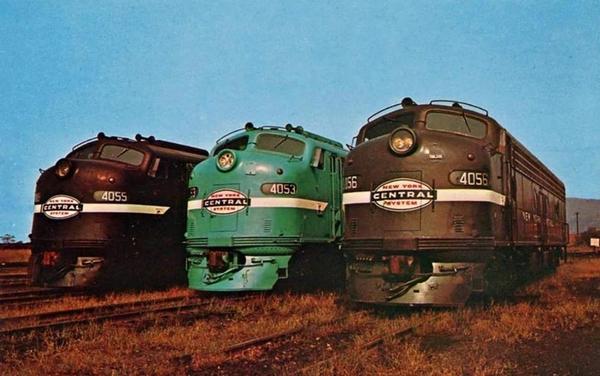 E8s. Harmon NY 1961