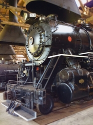 Lake Superior & Ishpeming 2-8-0 no. 33