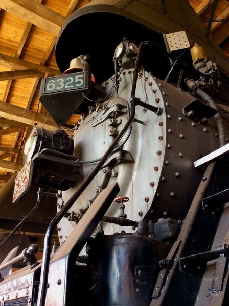 Grand Trunk Western 4-8-4 no. 6325