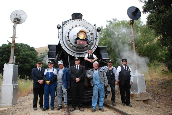 The Train Crew