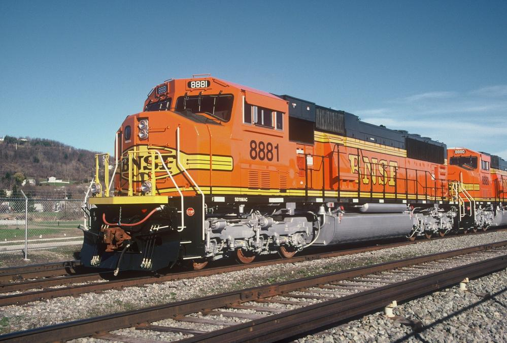 How about the SD70MAC's? or maybe it's time for SD70ACe's