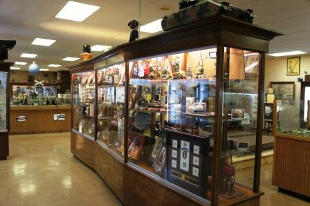 history display