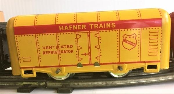 Hafner Train 5 Refr only