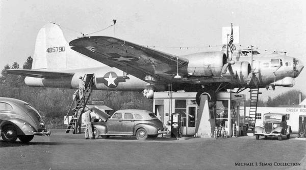 B17 Service Garage