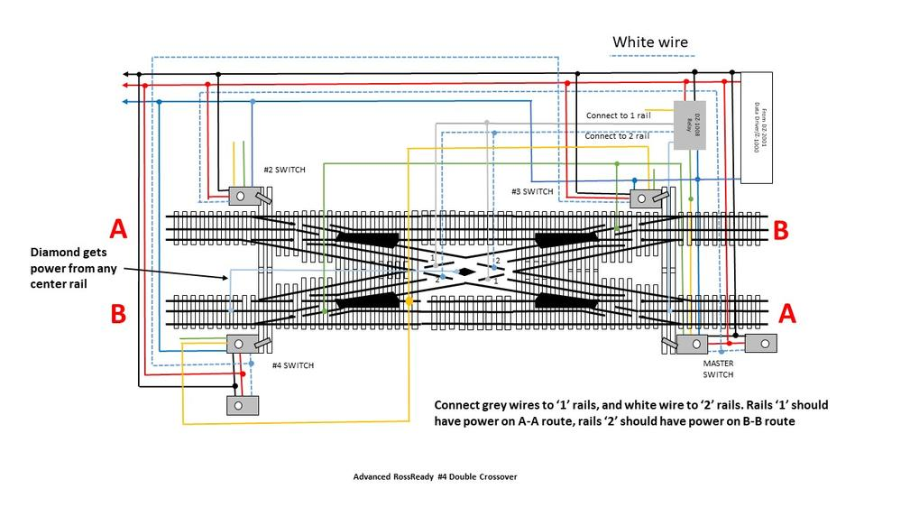 True Track Dcc Crossover Wiring - Auto Air Conditioning Wiring Diagram Pdf  - dumble.tukune.jeanjaures37.fr   True Track Dcc Crossover Wiring      Wiring Diagram Resource