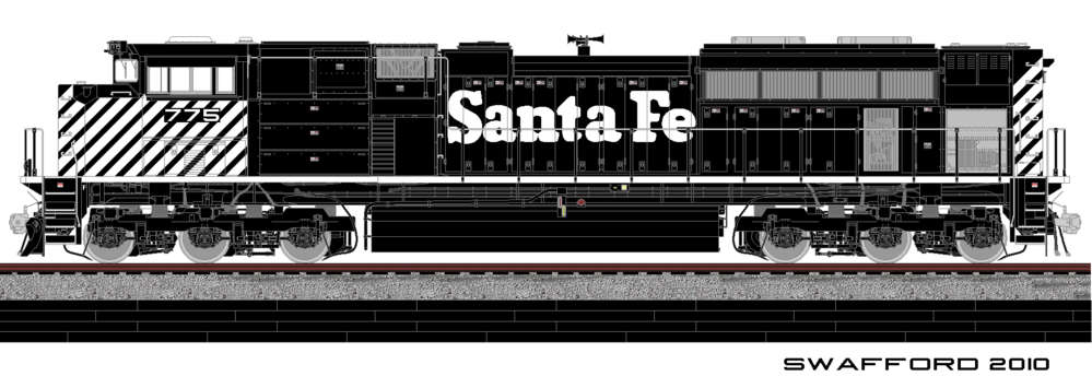Did you ever wonder what a SD70ACe