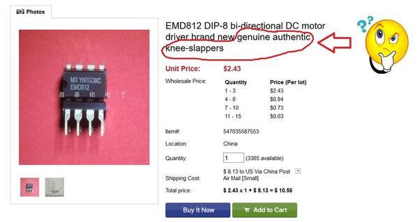 EMD812 DIP