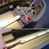buck-boost led strip connections
