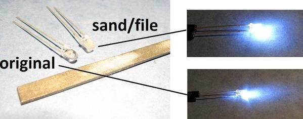 3mm LED modification