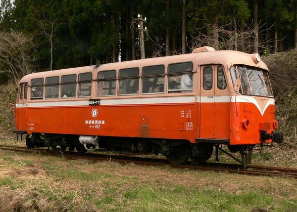 Nanbu_Jukan_Railbus