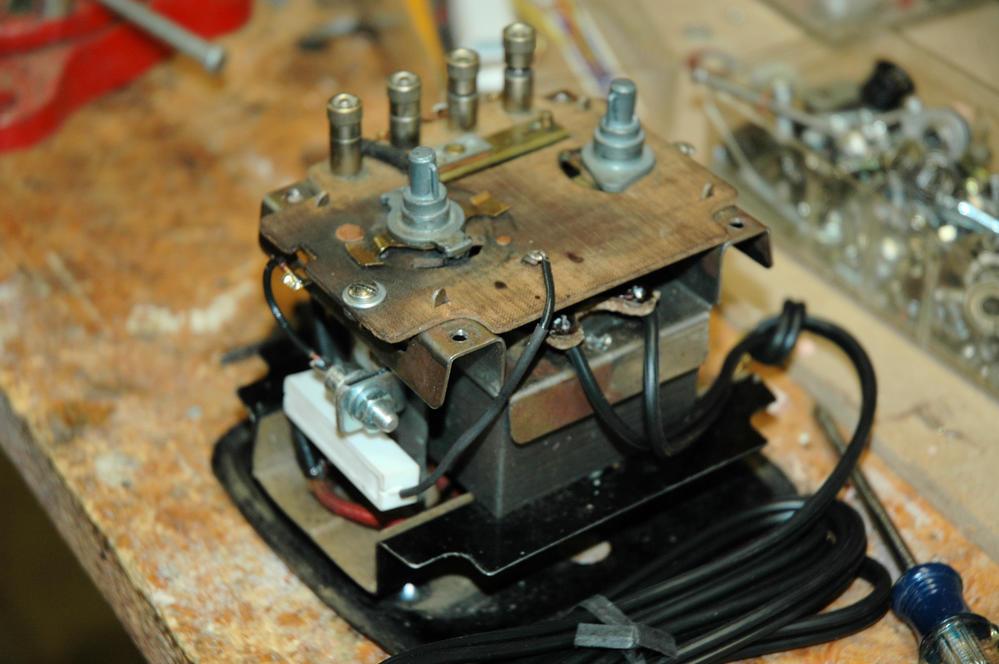 Lionel 1033 Transformer Hook Up