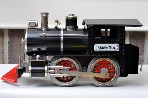 McCoy Little Chief Locomotive