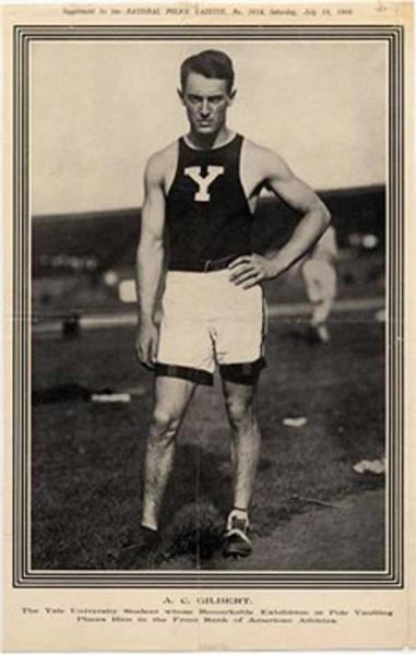 AC Gilbert - Yale