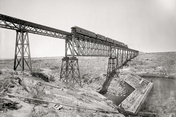 Jalisco bridge - 1891