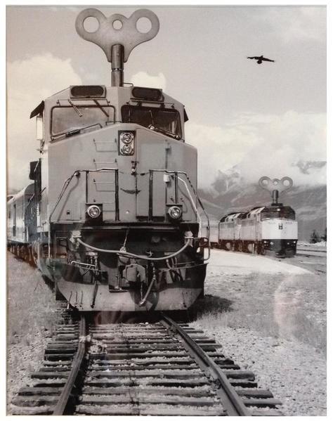 clockwork diesel locos