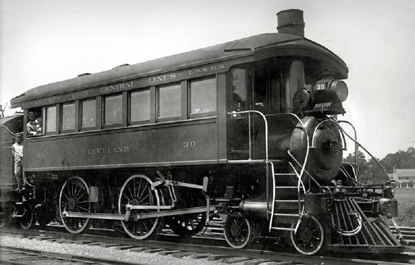 LS&MS RR No.30 Cleveland