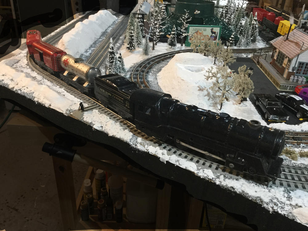 help identify this marx wind up train update o gauge railroadingNeed Advice On Wiring Marx Motor Unit O Gauge Railroading On Line #18