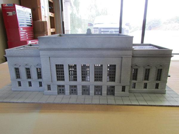 Walthers Union Station 004