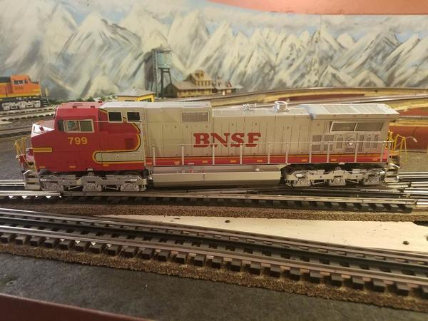 zzzzz BNSF Dash 9