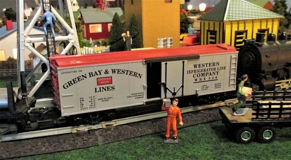 GB&W Reefer 6-41002