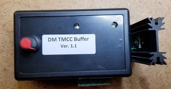 TMCC Buffer Gain Mod N4