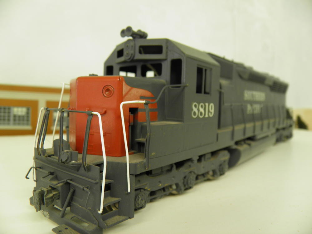2 rail Brass, SP SD45, and UP GE U 30c | O Gauge Railroading
