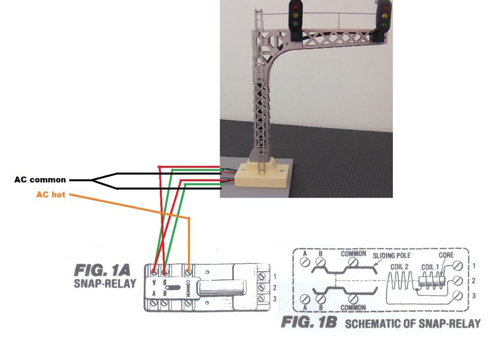 Schematic For Wiring Mth Cantelever Lights