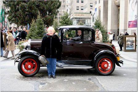 Bob & Kathy @ Rockefeller Center [2) Compressed