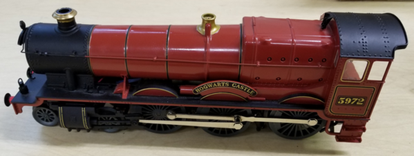 Hogwarts Locomotive Motor Upgrade N1